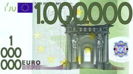 100000 Euro Million